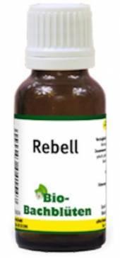 Bio-Bachblüten Rebell 20ml
