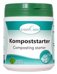 casaCare Kompoststarter 500g